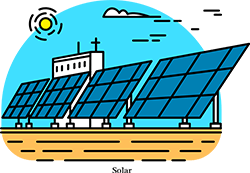 Solar energy consulting image